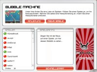 bubble machine online spielen
