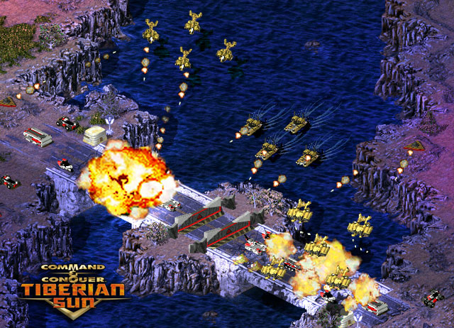 command and conquer tiberian sun online spielen