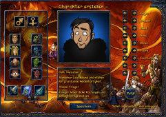 Shakes & Fidget - Charakter erstellung