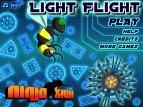 light flight flashspiel