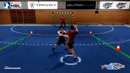 handballspiel
