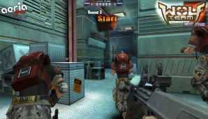 Multiplayer Shooter