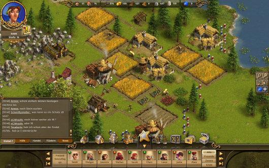 Siedler Online Browserspiel spielen