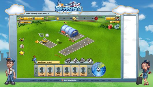 Sky Rama kostenloses Browsergame