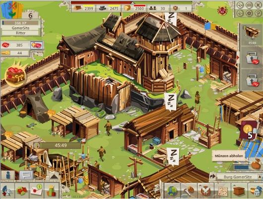Strategie Empire Browsergame