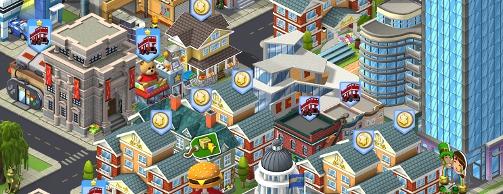 CityVille Facebook Spiel