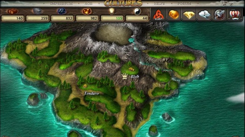Cultures Browser Online Spielen