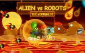 kostenloses Alien vs. Robots Flashspiel