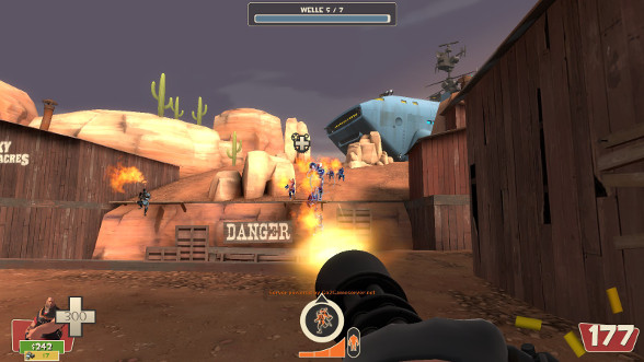 Team Fortress 2 Mann vs. Machine