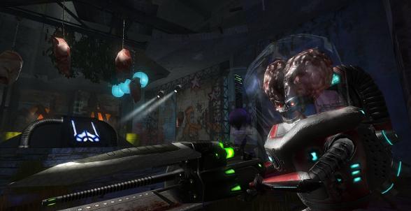 Alien Arena 2013 Action Spiel runterladen