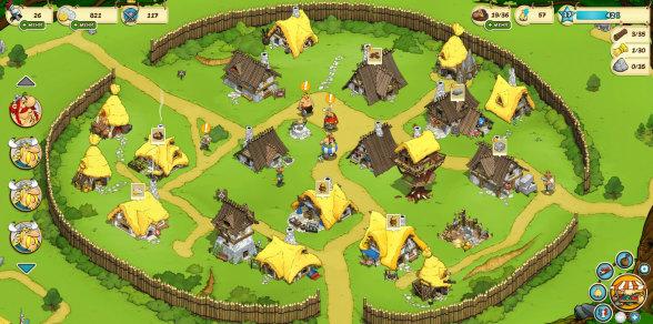 Asterix Und Friends Spiel