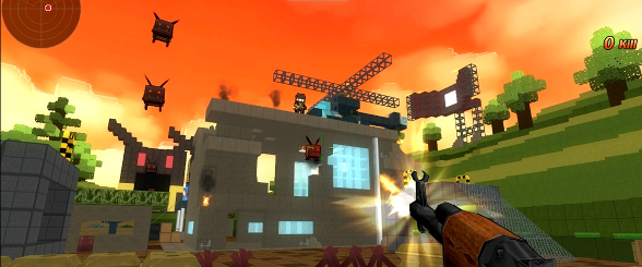 Brick Force Lego 3D Shooter
