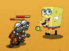 Schwammkopf Zombie Abenteuer Spielen