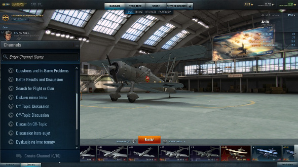 World Of Warplanes Technik Forschung Free2Play