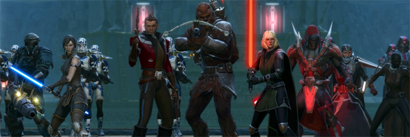 Star Wars_The Old Republic Gratis MMORPG