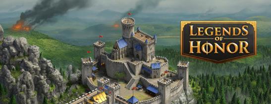Legends Of Honor Goodgame Spiel