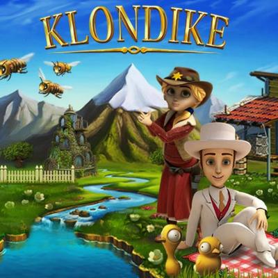 Klondike Spiel