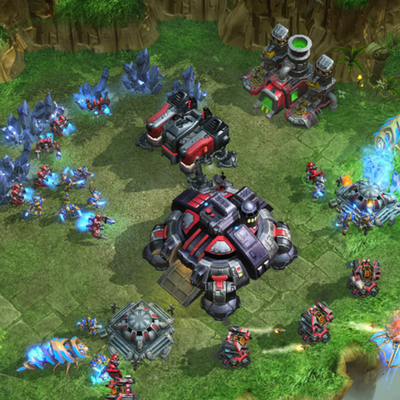 Starcraft 2 free 2 play strategie action kostenlose for Star craft 2 free 2 play